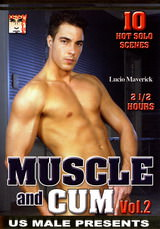 Muscle And Cum #02 Dvd Cover