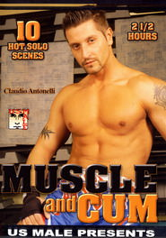 Muscle And Cum #01 DVD Cover
