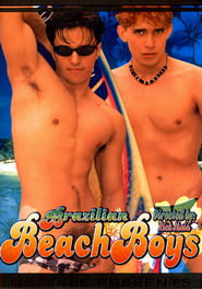 Brazilian Beach Boys DVD Cover