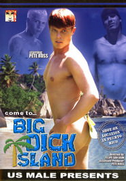 Come To Big Dick Island DVD Cover