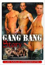 Gangbang Story #01 Dvd Cover