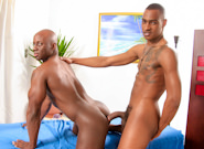 Gay Ebony Studs : Deep and Hard - Jay Black -amp; Tyson Tyler!