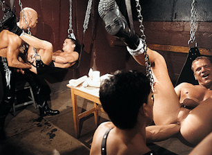 Sting - A Taste For Leather : Addison Scott, Christopher Scott, Jeff Palmer, Thom Barron