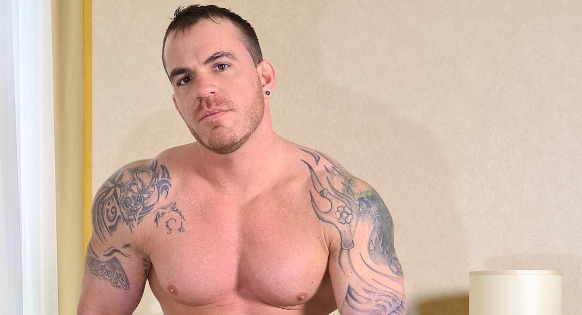 Gay Mature Men : A Beginners Angst - Adam Landry!