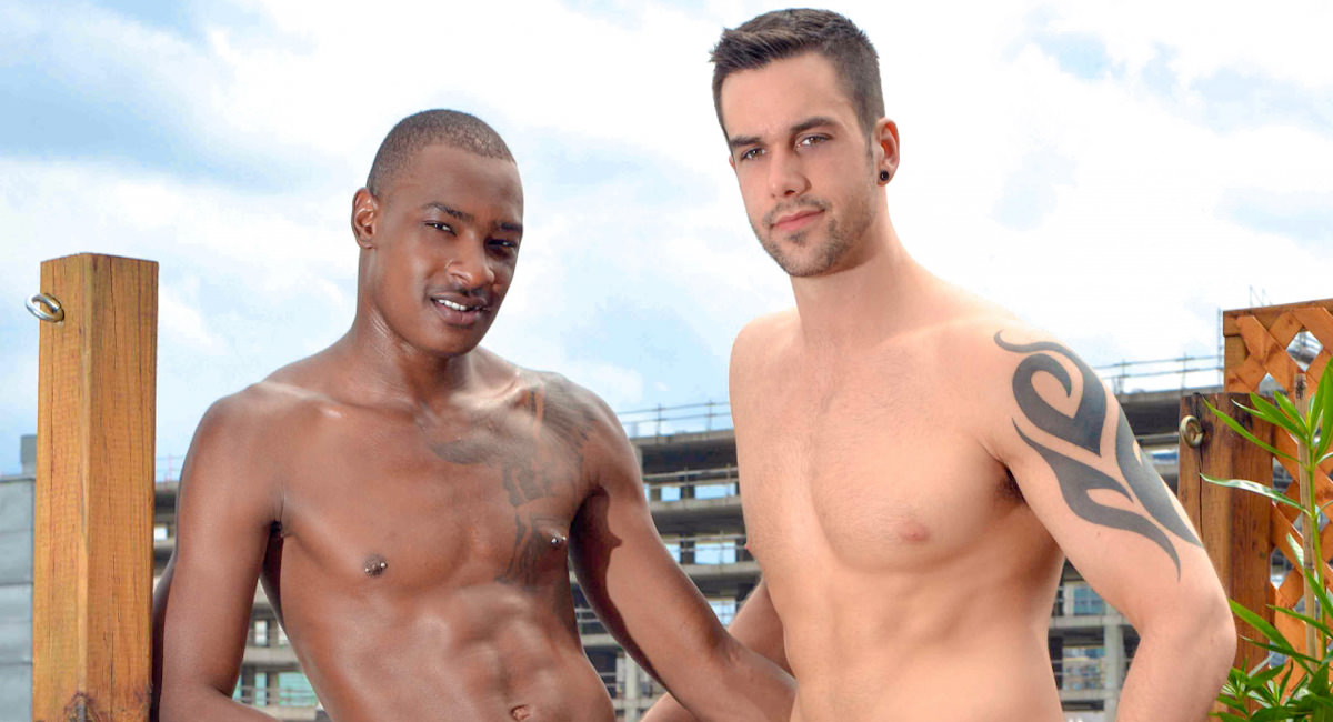 Gay Mature Men : made That Large Please - Tyson Tyler -amp; Felix Brazeau!