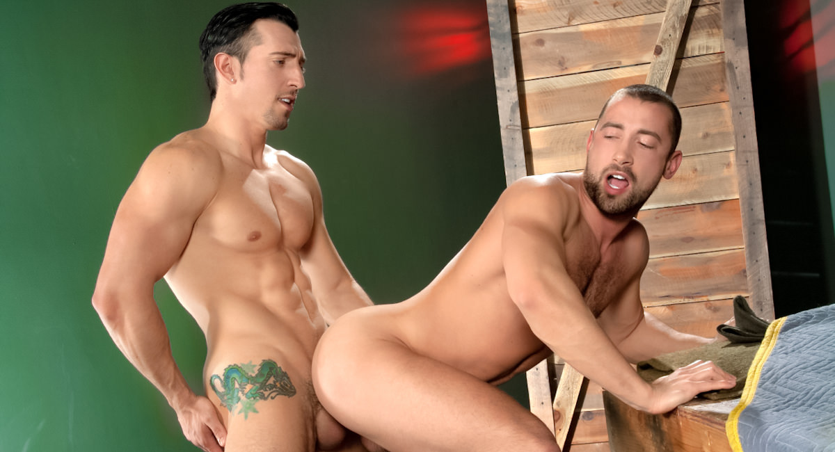 Raging Stallion: Jimmy Durano & Donnie Dean - Throb