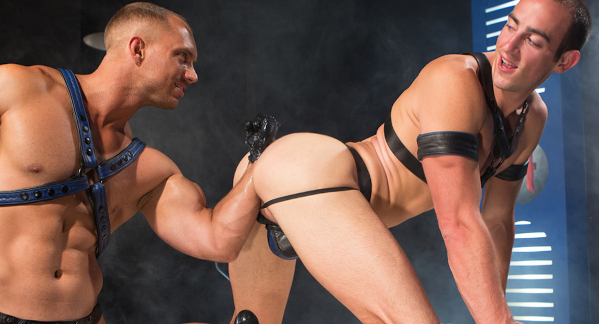 Club Inferno: John Magnum & Byron Saint - Fist Fuckers