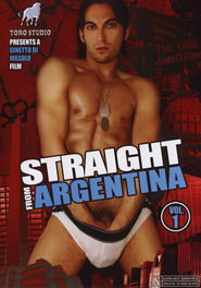 Straight From Argentina #01 DVD Cover