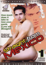 Straight From Mexico #01 DVD Cover