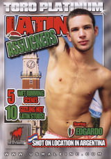 Latin Asslickers Dvd Cover