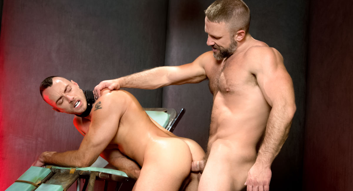 Fetish Force: Dirk Caber & Jessie Colter - The Trustees