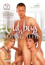 Old Boys And Young Toys Dvd Cover