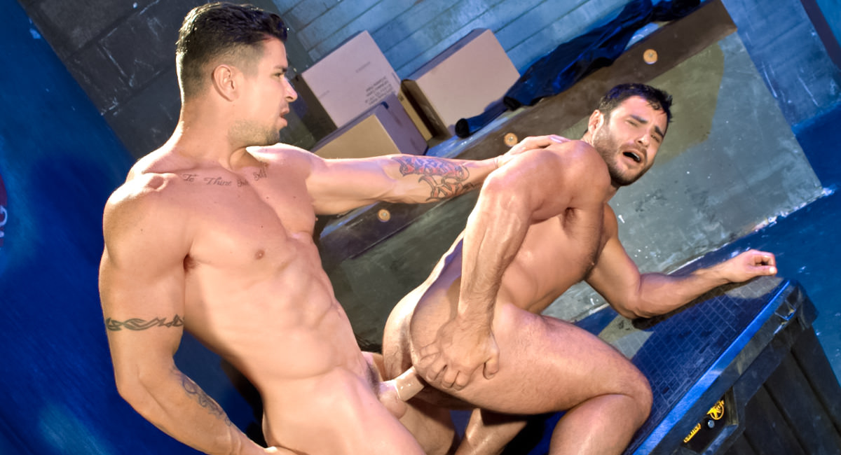 Raging Stallion: Part 2 - Trenton Ducati & Mike Dozer - Hung Americans