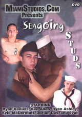Seagoing Studs Dvd Cover
