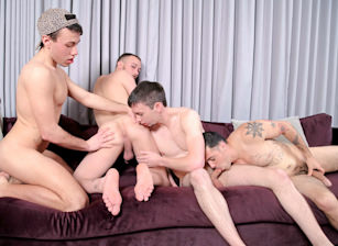 4 Boys 4 Cocks