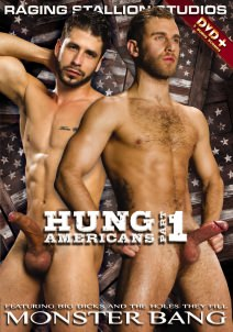 Hung Americans - Part 1 DVD Cover