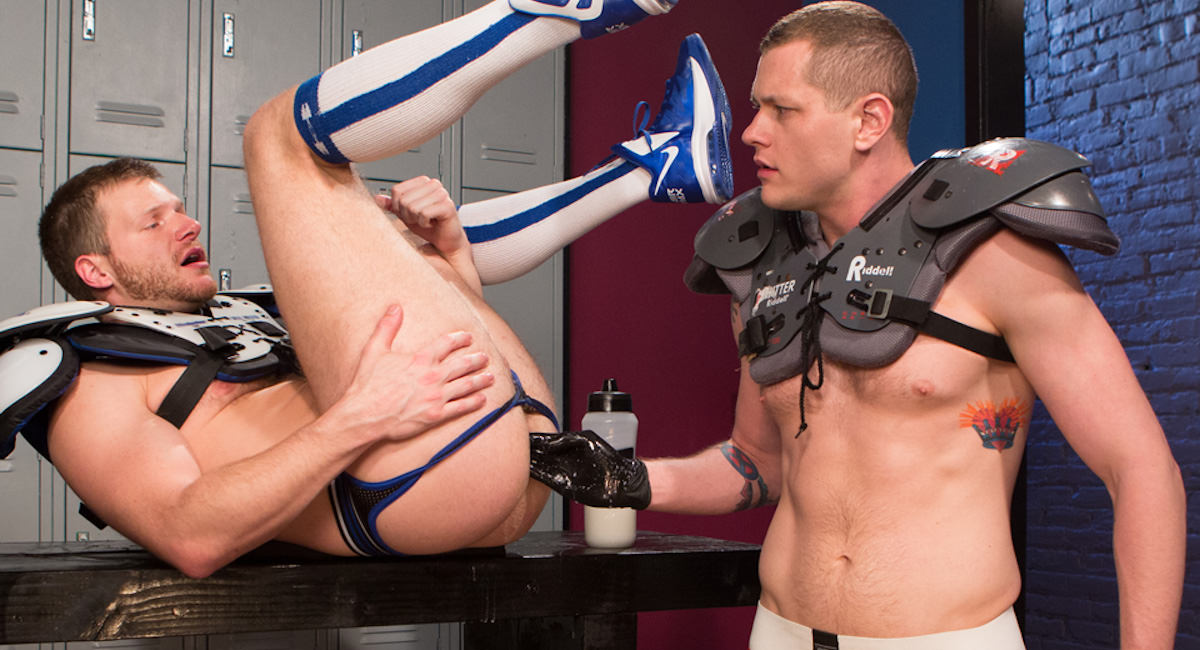 Club Inferno: Brian Bonds & Blue Bailey - Butt Stuffers