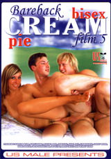Bareback Bisex Cream Pie #05