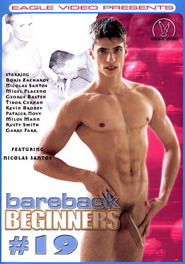 Bareback Beginners #19 DVD Cover