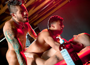 Daddyz Boyz: Tony Buff, Draven Torres, Armond Rizzo screenshot