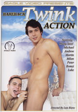 Bareback Twink Action