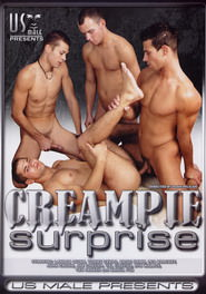 Creampie Surprise DVD Cover