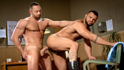 San Francisco Meat Packers - Part 1 : Fabio Stallone, Tony Orion