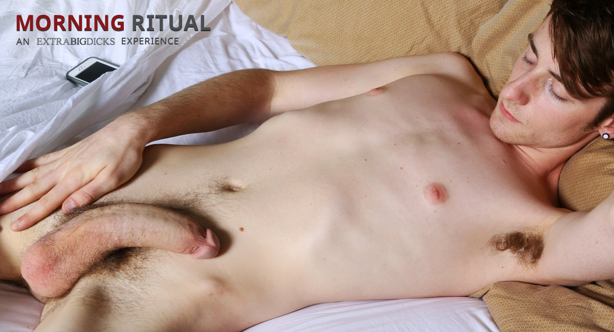 Extra Big Dicks: Ian Ticing - Morning Ritual