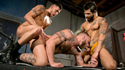 Under My Skin - Part 2 : FX Rios, Draven Torres, Derek Parker
