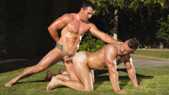 Heatstroke : Landon Conrad, Jimmy Durano