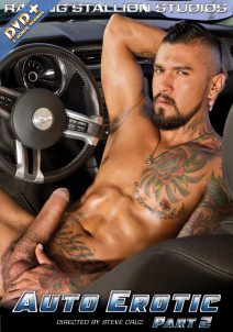 Auto Erotic Part 2 Dvd Cover