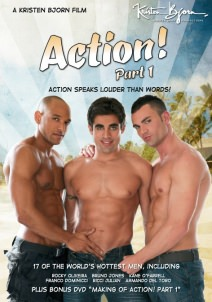 Action! Part 1 DVD Cover