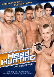 Head Hunting DVD Cover