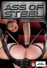 Ass of Steel Dvd Cover
