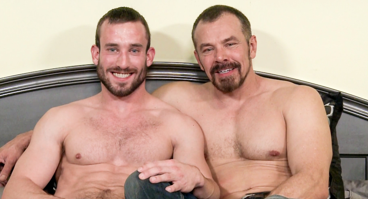 Men Over 30: Interview - Mike Gaite, Max Sargent - Mike Gaite & Max Sargent