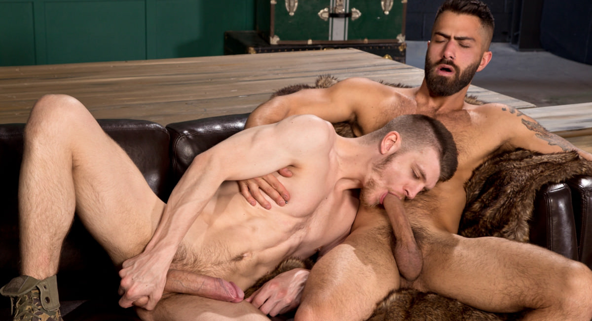Raging Stallion: Adam Ramzi & Calab King - Fuck Yeah!