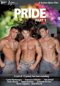 Pride, Part 1 DVD Cover