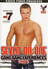 Seven On One Gang Bang Experience #02 Dvd Cover