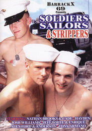 Soldiers, Sailors and Strippers DVD Cover