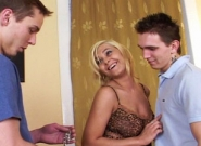 Bareback Bisex Cream Pie #10, Scene #03