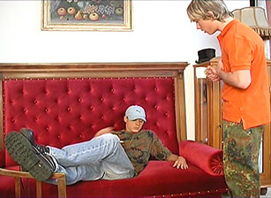 Some Like It Blond, Scene #02