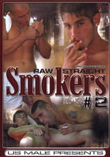 Raw Straight Smokers #02 Dvd Cover