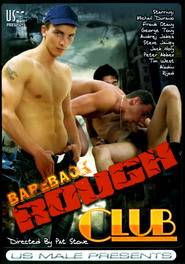 Bareback Rough Club DVD Cover