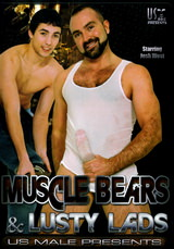 Muscle Bears And Lusty Lads Dvd Cover