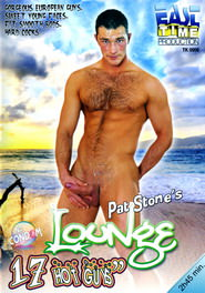 Pat Stone's Lounge DVD Cover