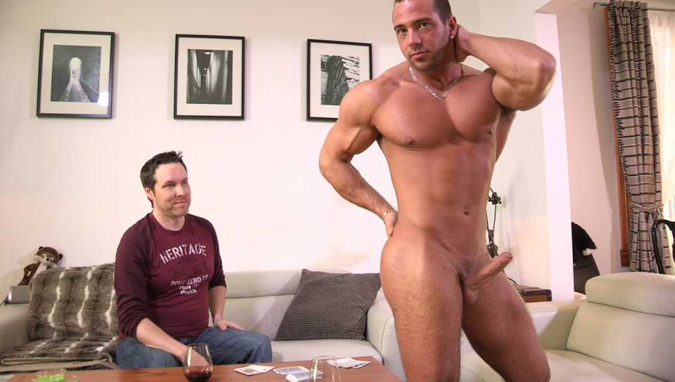 Full House And A Mouthful, Scene #01