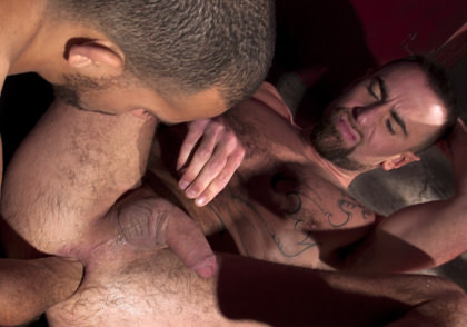 Club Inferno: Your Ass Is Mine - Antonio Biaggi & Matthieu Paris - Fistpack 18