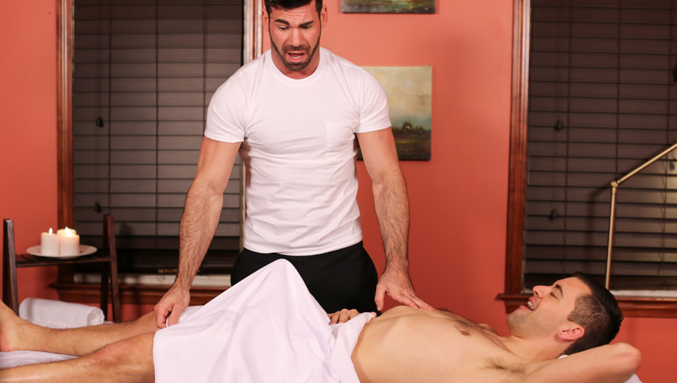 Gay Massage House 4, Scene #02