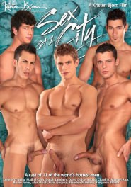 Sex City, Part 1 DVD Cover