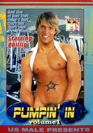 Pumpin In #01 DVD Cover